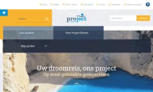 Projectreizen.be thumbnail