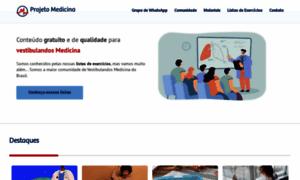 Projetomedicina.com.br thumbnail