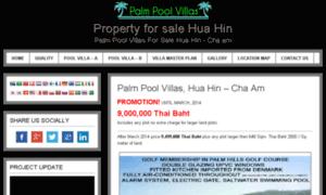 Propertyforsalehuahin.net thumbnail