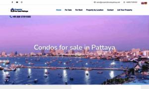 Propertyforsalepattaya.net thumbnail