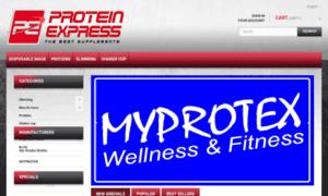 Proteinexpress.jp thumbnail