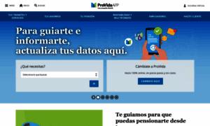 Provida.cl thumbnail