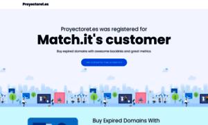 Proyectoret.es thumbnail