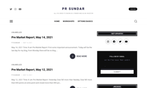 Prsundar.blogspot.in thumbnail