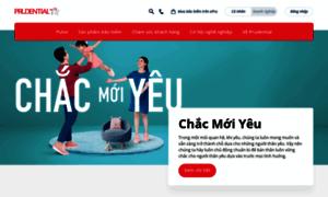 Prudential.com.vn thumbnail