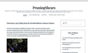 Pruningshears.us thumbnail