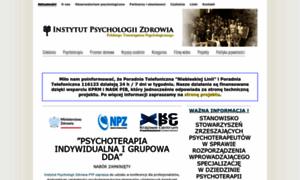 Psychologia.edu.pl thumbnail