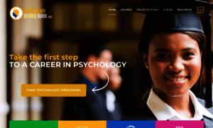 Psychologydegreeguide.org thumbnail