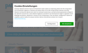 Psychotherapeuten.palverlag.de thumbnail