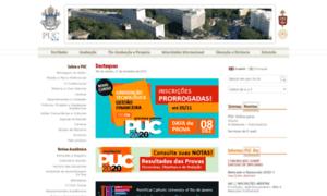 Puc-rio.br thumbnail