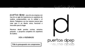 Puertasdipep.com thumbnail