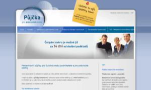 Pujcky-pro-pravnicke-osoby.cz thumbnail