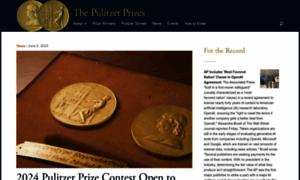 Pulitzer.org thumbnail
