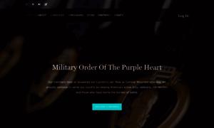 Purpleheart.org thumbnail