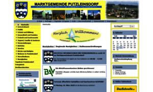 Putzleinsdorf.at thumbnail
