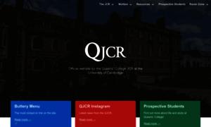 Qjcr.org.uk thumbnail