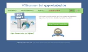 Qog-reloaded.de thumbnail