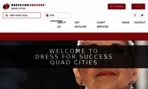 Quadcities.dressforsuccess.org thumbnail