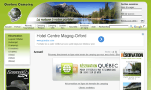 Quebeccamping.ca thumbnail