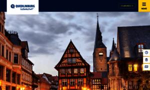 Quedlinburg.de thumbnail
