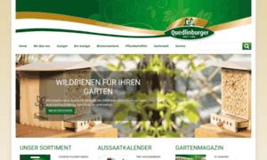 Quedlinburger-saatgut.de thumbnail
