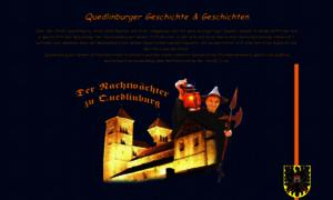 Quedlinburgweb.de thumbnail