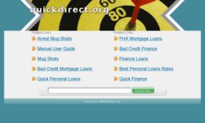 Quickdirect.org thumbnail