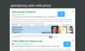 Quickproxy.asia thumbnail