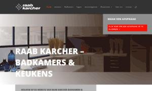 Raabkarcher-keukens-badkamers.nl thumbnail