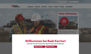 Raabkarcher.de thumbnail