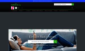 Radio.de thumbnail