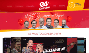 Radiogazeta.fm.br thumbnail