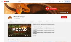 Radiomundosertanejo.com.br thumbnail