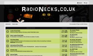 Radionecks.co.uk thumbnail