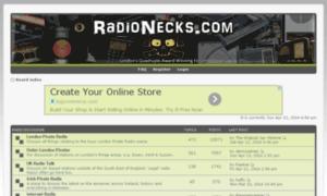 Radionecks.com thumbnail