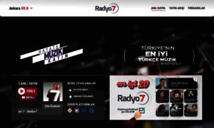 Radyo7.com thumbnail