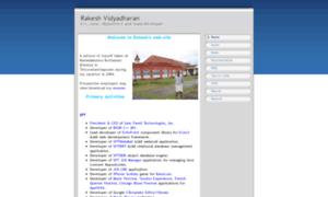Rakeshv.org thumbnail