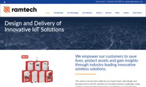 Ramtech.co.uk thumbnail