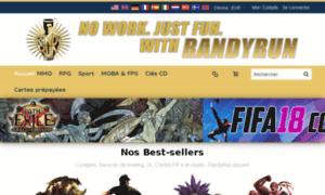 Randyrun.fr thumbnail