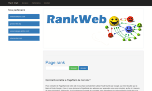 Rankweb.fr thumbnail