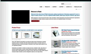 Ratek.com.au thumbnail