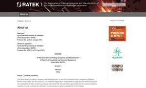 Ratek.org thumbnail