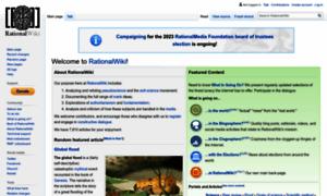 Rationalwiki.org thumbnail