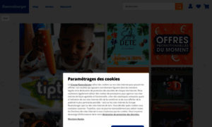 Ravensburger.fr thumbnail