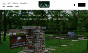 Ravinianeighbors.org thumbnail