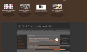 Rc-cars.mistecko.cz thumbnail