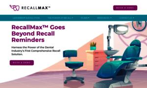 Recallmax.com thumbnail