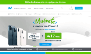 Recarga.movistar.com.mx thumbnail