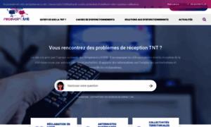 Recevoirlatnt.fr thumbnail