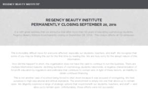 Regency.edu thumbnail